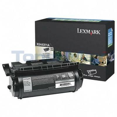 LEXMARK X644E RP PRINT CARTRIDGE BLACK 32K